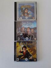3 HARRY POTTER EA GAMES