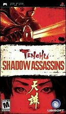 *NEW* Tenchu: Shadow Assassins - PSP