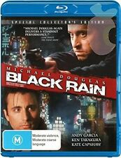 BLACK RAIN (Special Collector's Edition)  -  Blu Ray - Sealed Region B