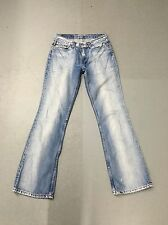 Womens Levi 529 'Bootcut' Jeans - W28 L32 - Faded Navy - Great Condition