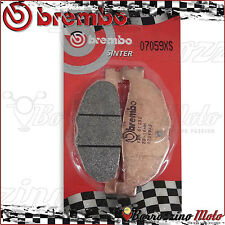PLAQUETTES FREIN ARRIERE BREMBO FRITTE YAMAHA T-MAX BLACK MAX 500 2009