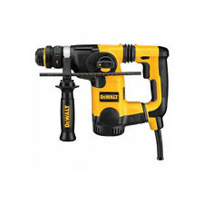 "DEWALT 1"" Heavy Duty SDS Rotary Hammer Kit D25324K New"