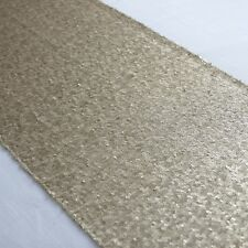 ON SALE! 2.75m*28cm Matt Champagne Sequin Glamorous Table Runner for Wedding
