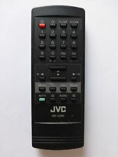 JVC TV REMOTE CONTROL RM-C280 battery hatch missing