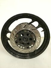 86 87 88 Yamaha FZ600 FZ 600 Front Wheel Rim And Rotors