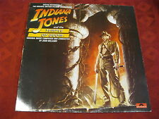 LP OST JOHN WILLIAMS Indiana Jones and the Temple Of Doom 1984