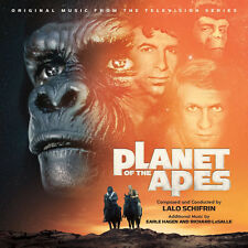 Planet Of The Apes TV Series-2 CD Original Soundtrack by Lalo Schifrin & Others