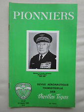 REVUE PIONNIERS 67 GENERAL MARTIAL VALIN AVIATION ISTRES CFM56 DC8 HEBRARD