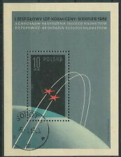 Poland used stamps The first team flight (Mi. B28)