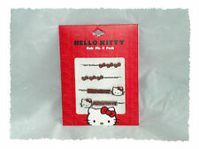 Loungefly Sanrio Hello Kitty Winking Bow Hair Pin 4 Pack