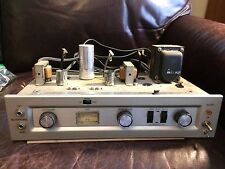 SE 6BM8 12AX7 Stereo Tube Amplifier to rebuild WORKS incl 2 1964 CTS 250k pots