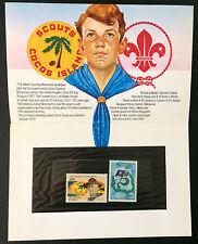 Multiworks Keeling Islands 1982 ** Boy Scouts/Scouts post frescos mnh