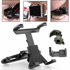 Universal Tablet PC Car Seat Backrest Adjustable Mount Holder ForiPad TV DVD GPS