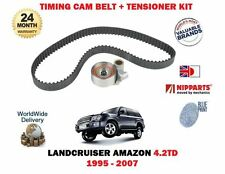 FOR TOYOTA LANDCRUISER 4.2TD + AMAZON 1995-2007 TIMING CAM BELT TENSIONER KIT