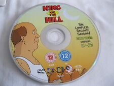 KING OF THE HILL -SEASON 2 DISC 4 - DISC ONLY (RB 1) {DVD}