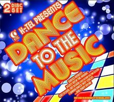 K-Tel Presents: Dance to the Music by Dance to the Music