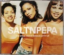 Salt 'N' Pepa - The Brick Track Versus Gitty Up - CDM - 1999 - RnB Pop