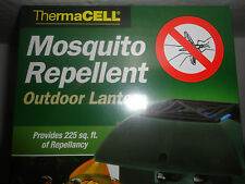 NEW THERMACELL MOSQUITO REPELLENT OUTDOOR LANTERN