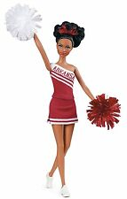 Barbie Collector University of Arkansas Doll  African American 6+
