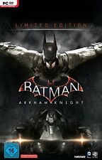 Neuwertig: Batman: Arkham Knight - Limited Edition - [PC] - ohne 30 GB Patch