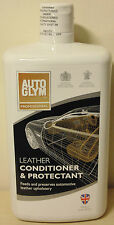 Auto Glym Leather Conditioner 1L for Car Care VW Skoda Nissan Toyota Subaru Audi