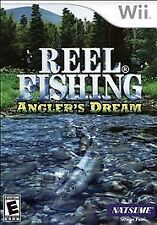 Reel Fishing: Angler's Dream (Nintendo Wii, 2009)