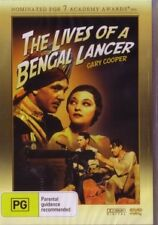 THE LIVES OF A BENGAL LANCER - COOPER- NEW & SEALED DVD