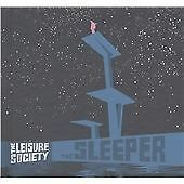 The Leisure Society - Sleeper/A Product of the Ego Drain 2xCD 2009 NEW SEALED
