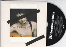 BABYSHAMBLES THE BLINDING EP RARE 5 TRACK PROMO CD [THE LIBERTINES]