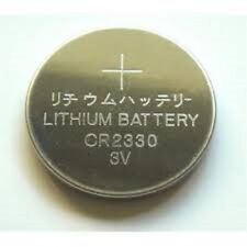 5 × CR2330 TIANTAN Lithium Primary Battery Brand New Factory Direct Bulk