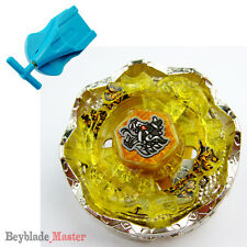 Beyblade BB119 Death Quetzalcoatl Metal Masters Fusion+Single spin Launcher new