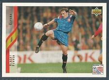 UPPER DECK WORLD CUP USA 1994- #152-ESPANA/SPAIN-ALBERT FERRER