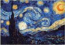 Vincent Van Gogh Starry Night Puzzle 1000 pcs Jigsaw puzzles TOMAX Art Vintage