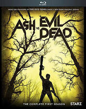 ASH VS EVIL DEAD THE COMPLETE first 1ST SEASON Blu ray 2-Disc Set NEW FREE SHIPN