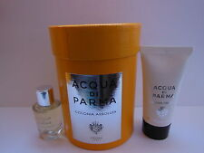 Acqua di Parma Colonia Assoluta set:  EDT 5ml + shower gel