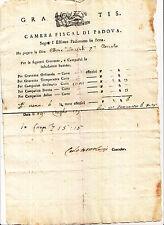 S900-REP.VENETA-PADOVA RICEVUTA PAGAMENTO 1790