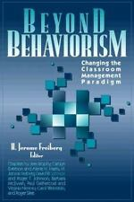Beyond Behaviorism: Changing the Classroom Management Paradigm-ExLibrary