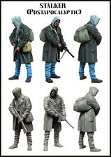 Evolution Mins Post-apocalyptic Stalker 35120 1:35 Unpainted kit