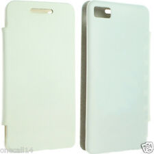 FOR BLACKBERRY Z10 BATTERY BACK LEATHER CASE COVER POUCH + SCREEN PROTECTOR OC03