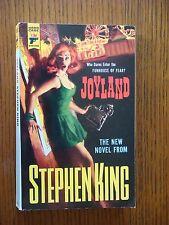 Stephen King - Joyland - Hard Case Crime - Trade Paperback 1st Edition 2013