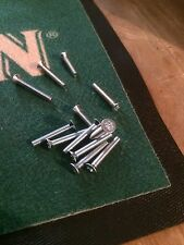 PACK OF 25  M4 BOLTS USED FOR HANDLE FIXING  25MM COUNTER SINK HEAD