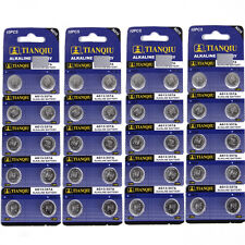Hot 40 PCS AG13 LR44 SR44 LR1154 357A A76 357 SR44SW Alkaline Watch Battery