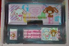Sanrio - Sugarbunnies Pencil Box Set - Sanrio Original - Circa 2011