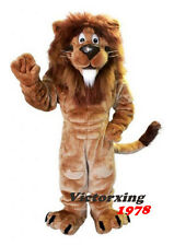 New Deluxe Lion Mascot Costume Free Shipping