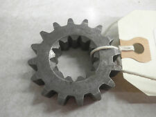 New Arctic Cat 1977 Z 340 16 Tooth Sprocket Gear - Part 0107-340