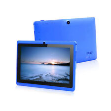 "7"" 4GB Blue Tablet PC Google Android 4.2 A23 1.5GHz Dual Core Dual Camera WI-FI"