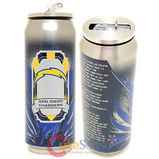 New San Diego Chargers Thermo Can Travel Tumbler Stainless Drink Container
