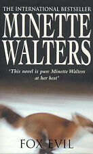Fox Evil by Minette Walters Small Paperback 20% Bulk Book Discount
