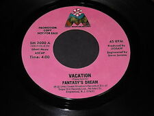 Fantasy's Dream: Vacation 45 - Soul Boogie