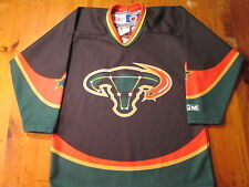 LIGHTLY WORN CCM NHL DALLAS STARS ALTERNATE JERSEY SIZE INFANT ONE SIZE